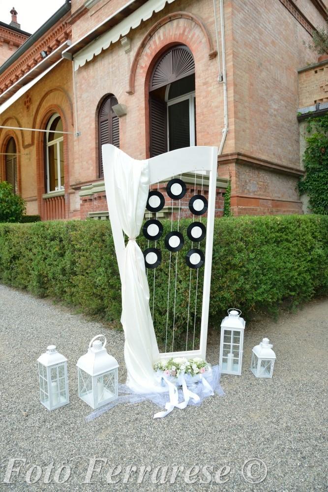 Tableua mariage tema musica